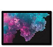 Microsoft 12.3 Surface Pro 6 Tablet - 16GB, 512GB - E298773