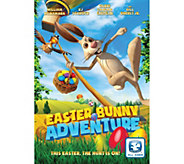 Easter Bunny Adventure DVD - E290774