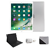 Apple iPad Pro 12.9 256GB Wi-Fi & Bluetooth Keyboard - Silver - E293074