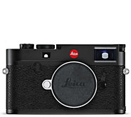Leica M10 Mirrorless Digital Rangefinder Camera - E295374