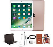 Apple iPad Pro 10.5 64GB Wi-Fi Tablet with Keyboard and Accessories - E232075