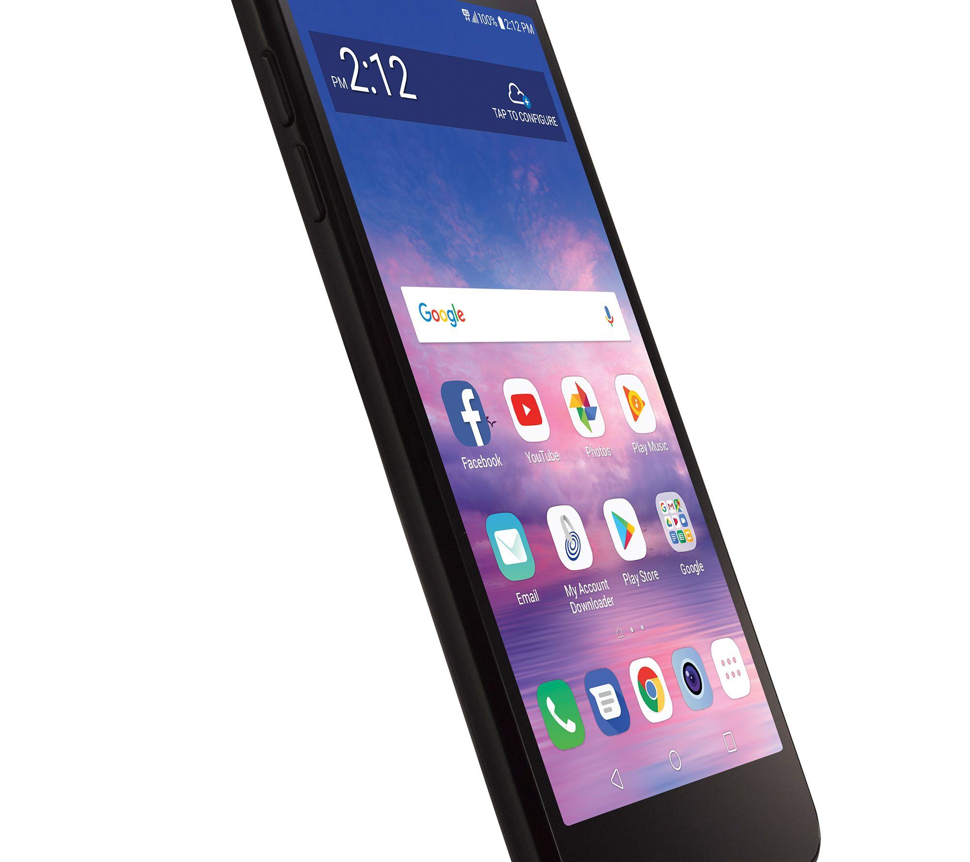 Tracfone LG Rebel 4 5