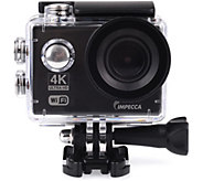 Impecca 4K Ultra HD Waterproof Sports ActionCamera Wifi - E294875