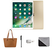 Apple iPad Pro 10.5 64GB Wi-Fi Tablet with Carry Tote and Accessories - E232076