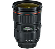 Canon EF 24-70mm Standard Zoom Camera Lens - E273076