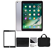 Apple 2018 iPad 9.7 32GB Wi-Fi   Cellular Bundle - Space Gra - E294677