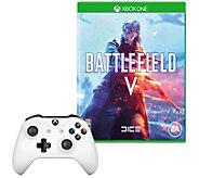 Battlefield V & Xbox One Controller - E295877