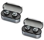 Volkano Sync Series - Two-Pack True Wireless Earphones - E299077