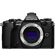 Olympus OM-D E-M5 Mark II 16MP Mirrorless Camera - Body Only - E292078