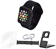 Apple Watch Series 1 42mm with Charging Stand and Nylon Band - E231479