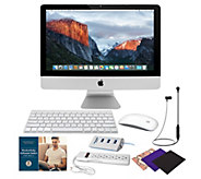 Apple 21 iMac 2.3GHz Core i5 8GB RAM 1TB HDD w/ Accessories and Software - E232879