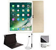 Apple iPad Pro 10.5 512GB Cellular & Accessories - Gold - E293279