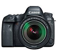 Canon EOS 6D Mark II EF with 24-105mm f/3.5-5.6IS STM lens - E295779