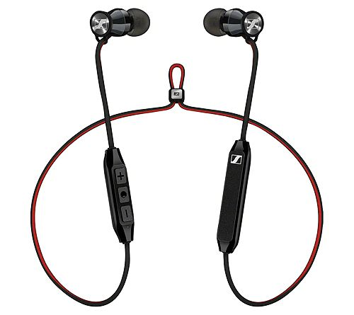 Sennheiser HD1 Free Neckband-Style In-Ear Bluetooth Headphones