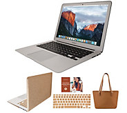Apple MacBook Air 13 Laptop w/ Glitter Clip Case, Tote Bag, and Voucher - E232180