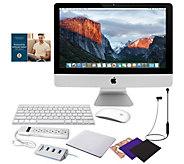 Apple 27 iMac 3.4GHz Core i5 8GB RAM 1TB Fusion Drive w/ Accessories - E232880