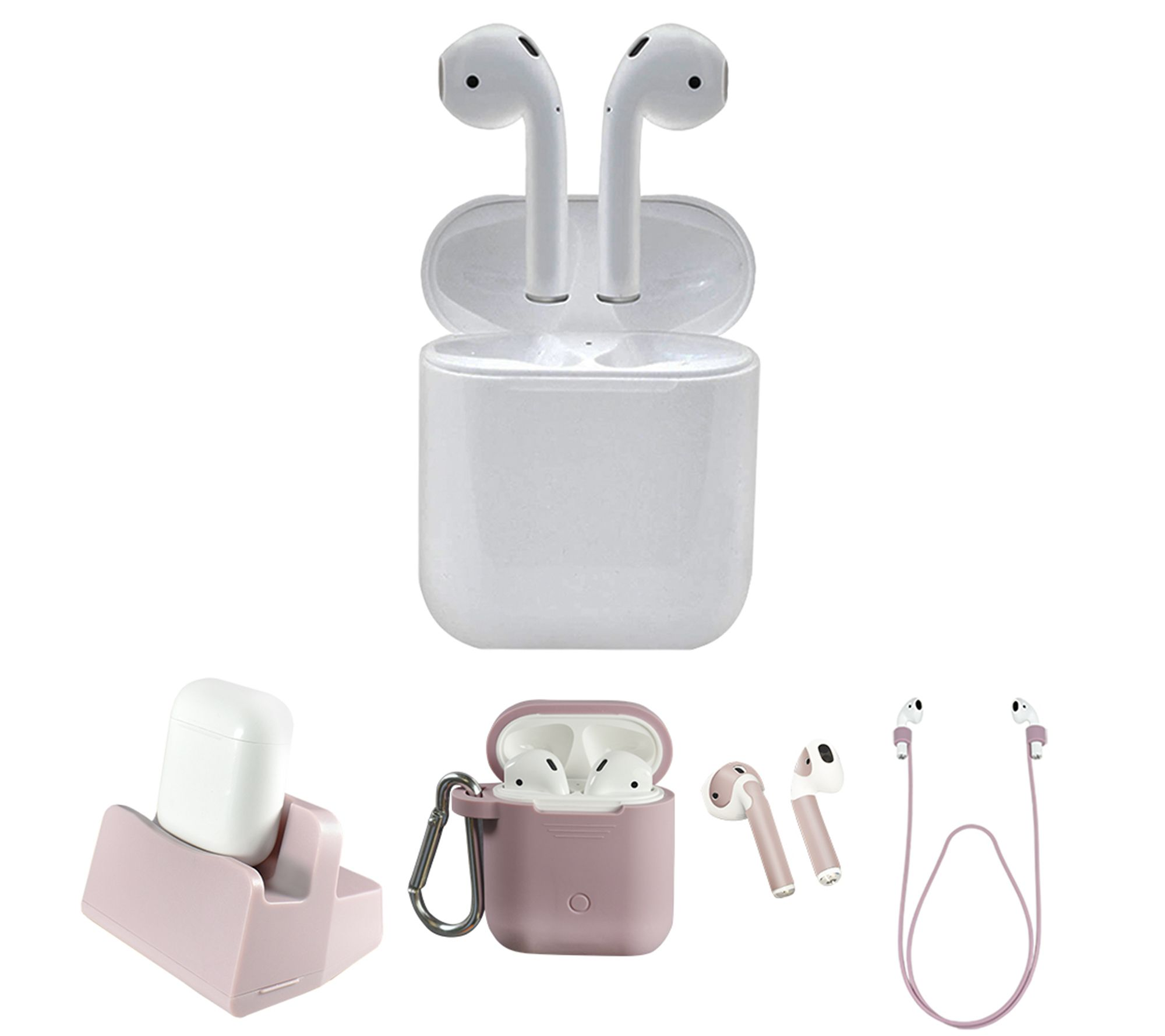 Apple Airpods 2nd Generation With Wired Charging Case