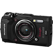 Olympus Tough! TG-5 12MP Camera with WiFi - E292080