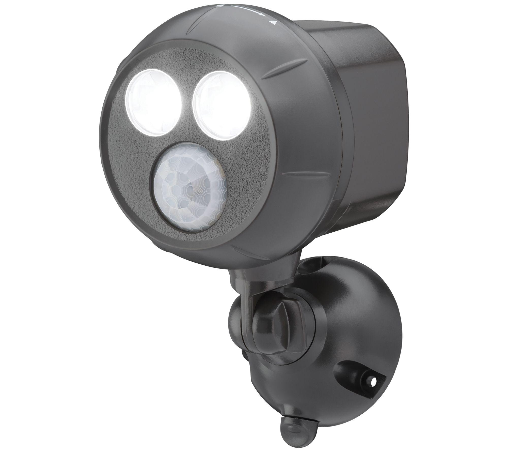 Mr Beams Mb390 400 Lumen Wireless Led Spotlight Qvc Com