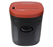 As Is Royal MC1300 13-Sheet Micro-Cut Paper Shredder with Pull-Out Bin - E232181
