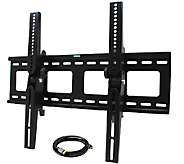 MegaMounts Tilting 32 to 55 TV Wall Mount with HDMI Cable - E281881