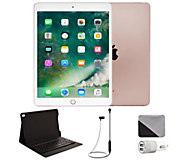 Apple iPad Pro 10.5 512GB Cellular & Accessories - Rose Gold - E293281