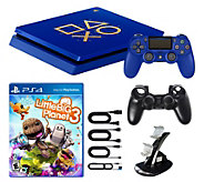 PS4 Slim 1TB Days of Play Special Edition Console Bundle - E295181