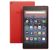 All-New 2018 Amazon Fire 8 HD 16GB Tablet w/ Custom Case Voucher Offers - E232782