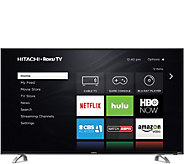 Hitachi 55 Class 4K Ultra HDTV with RokuInterface - E292582