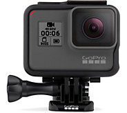 GoPro HERO6 Black 4K Action Camera - E292682
