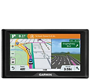 Garmin Drive 61 LM 6 GPS Navigator with DriverAlerts - E294983
