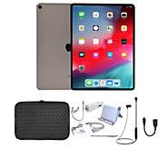 Apple iPad Pro 12.9 256GB Wi-Fi   Cellular with Accessories - E298383