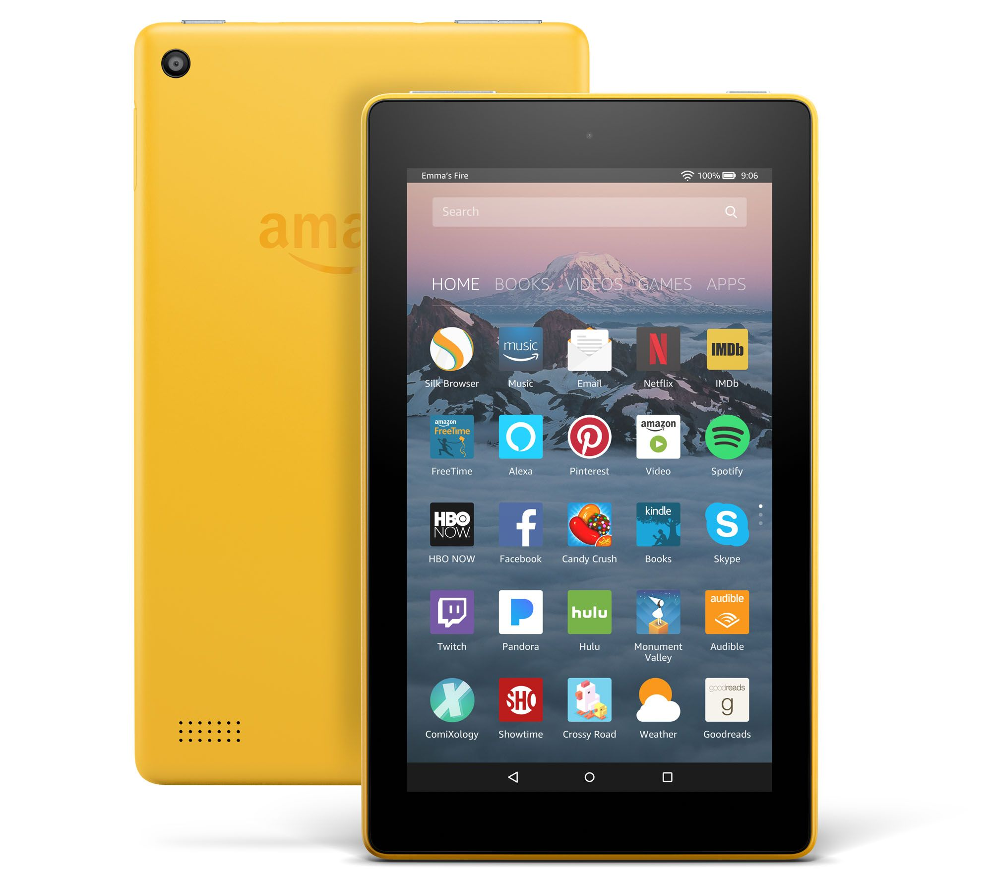 9ca2281495f All-New Amazon Fire 7