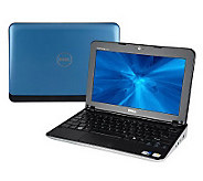 Dell Mini 10&quot Netbook, 1GBRAM 250GB HD, Win 7 6-Cell, McAfee Photoshop&Games - E165785