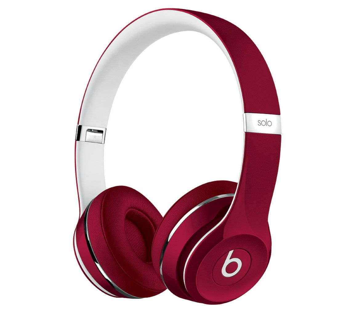 Beats Solo2 Luxe Edition Wired Headphones - Page 1 — QVC.com