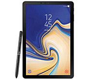 Samsung 10.5 Galaxy Tab S4 256GB with S Pen - E296785