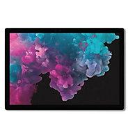 Microsoft Surface Pro 6 12.3 Tablet - 8GB RAM,256GB SSD - E298585