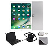 Apple iPad Pro 12.9 64GB Wi-Fi & 4G with Accessories - Silve - E293086
