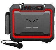 Monster Rockin Roller 4 Outdoor Bluetooth Wireless Speaker - E296687