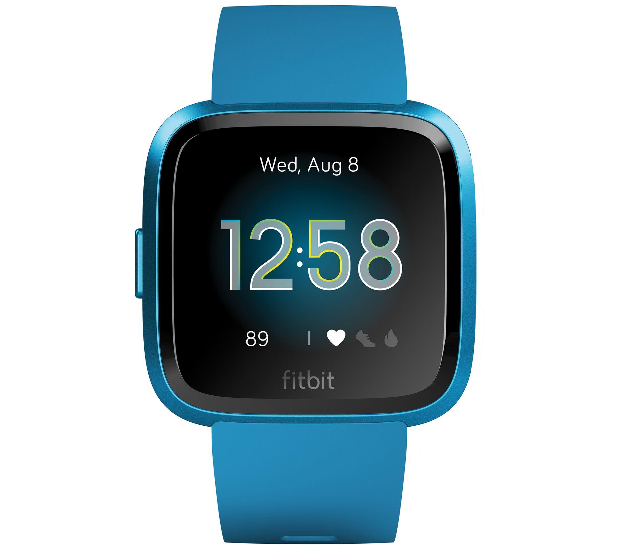 Fitbit Versa Lite Smart Watch — QVC com