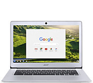 Acer 14 Chromebook - Intel, 4GB RAM, 32GB - E290089