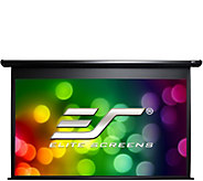 Elite Screens 100 Electric Spectrum Series Projection Screen - E293589