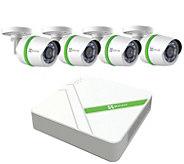 EZVIZ 1080p Analog System with 1TB HDD &4 Cameras - E295290