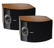Bose 301 Direct/ Reflecting Set of 2 Speaker System - E166691