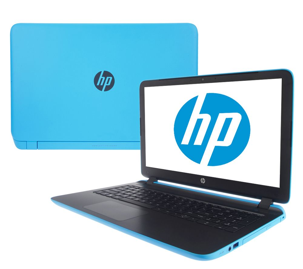 HP 15 Laptop AMD Quad Core 6GB RAM 1TB HD W Tech Support Anti Virus QVC