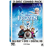 Disneys Frozen Two-Disc Blu-Ray - E279691