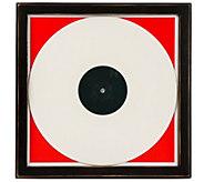 Crosley Wood Vinyl Record Frame - E293191