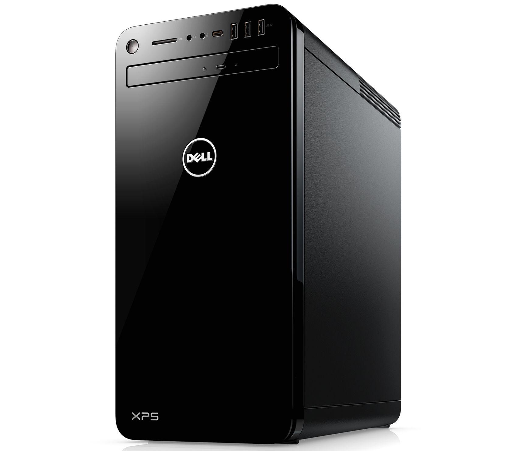 Dell XPS 8930 Desktop - Core i7, 8GB RAM, 1TB HDD — QVC com