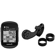 Garmin Edge 130 GPS Receiver with Mountain BikeBundle - E296891