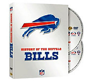 NFL History of the Buffalo Bills 2-Disc Set - E265992